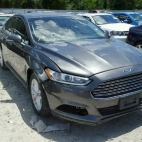 FORD FUSION(MONDEO) 2016
